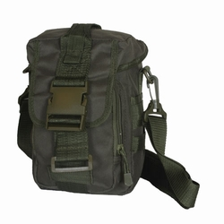 Modular Tactical Shoulder Bag: Olive Drab