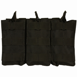 M4 90 Round Quick Deploy Pouch: Black