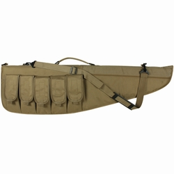 "42"" Assault Rifle Case: Coyote Brown"