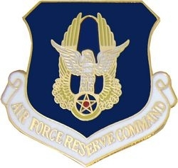 Military Pin: U.S. Air Force Reserve Cmd