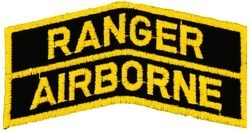 Military Patch: Ranger Airborne
