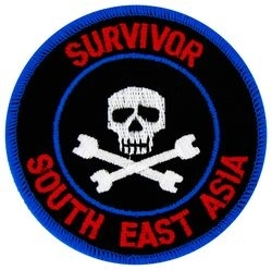 Military Patch: Survivor South East Asia