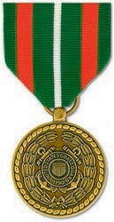 Military Medal: USCG Achievement
