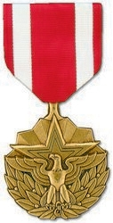 Military Medal: Meritorious Service