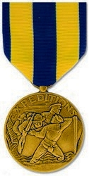 Military Medal: USN Expeditionary
