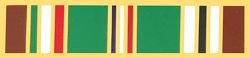 Military Ribbon: Europe-Africa-Middle East Campaign