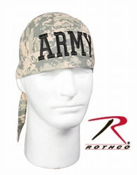 "Headwrap-Army Digital ""Army"""