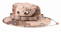Boonie Hat: 6 Color Desert