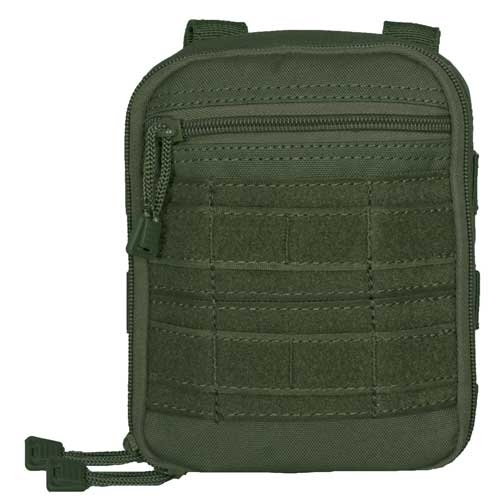 Field Tool and Accessory Pouch: Olive Drab