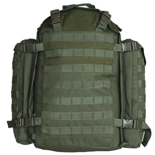 Modular Field Pack: Olive Drab