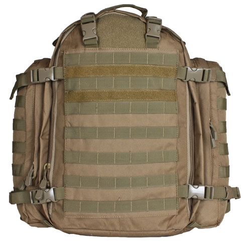 Modular Field Pack: Coyote Brown