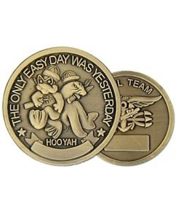 Challenge Coin: Seal Team