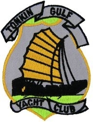 Military Patch: Tonkin Gulf Yacht Club