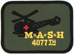 Military Patch: Mash 4077th