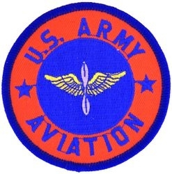 Military Patch: USA Aviation