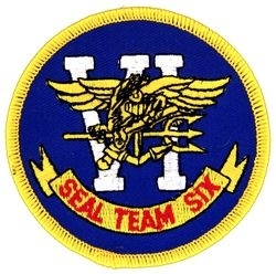 Military Patch: Seal Team 6