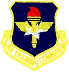 Military Patch: Air Training Command