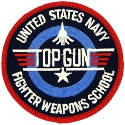 Military Patch: Top Gun