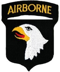 Military Patch: 101st Airborne Division