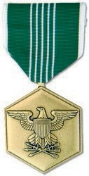 Military Medal: USA Commendation