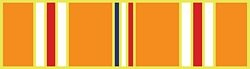 Military Ribbon: Asiatic Pacific Campaign