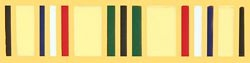 Military Ribbon: Southwest Asia Service