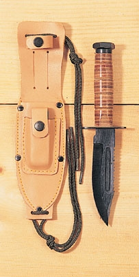 Military Knives: G.I. Style Pilot's Survival Knife