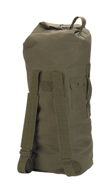 G.I. Style Double Strap Olive Drab