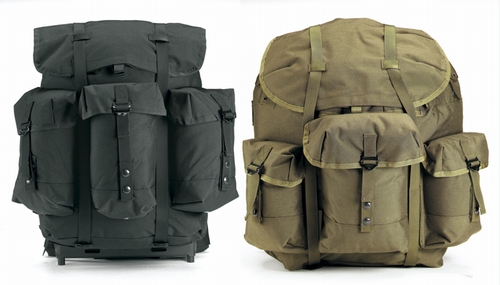 Enhanced Olive Drab or Black Alice Pack