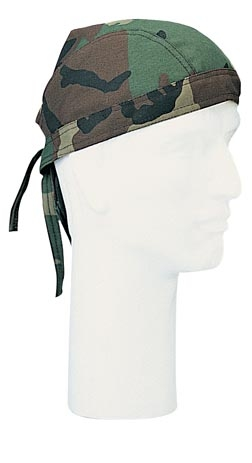 Headwrap-Woodland