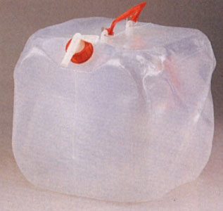 Collapsible Water Carrier: 5 Gallon