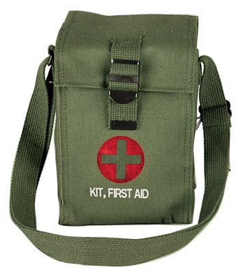 First Aid Kit: Platoon Leader's Kit