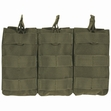 M4 90 Round Quick Deploy Pouch: Olive Drab
