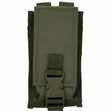 9MM Tactical Dual Mag Pouch: Olive Drab