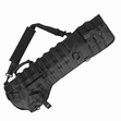 Tactical Assault Rifle Scabbard: Black