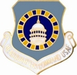 Military Pin: U.S. Air Force HQ Cmd