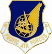 Military Pin: U.S. Air Force Pacific Air Cmd