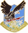 Military Pin: U.S. Air Force Aerospace Def Cmd