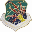 Military Pin: U.S. Air Force Comm Cmd