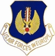 Military Pin: U.S. Air Force Europe