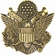 Military Pin: U.S. Army  Seal