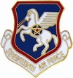 Military Pin: U.S. Air Force 17th