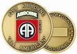 Challenge Coin: 82nd A/B Div.