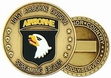 Challenge Coin: 101st A/B Div.
