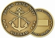 Challenge Coin: USN Brown Water
