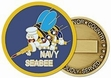 Challenge Coin: Seabees