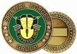 Challenge Coin: Special Forces