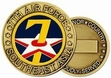 Challenge Coin: 7th Air Force