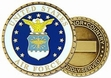 Challenge Coin: U.S. Air Force