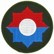 Military Patch: 9th Infantry Division